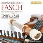 Johann Friedrich Fasch: Orchestral Works, Vol. 3 (CD, Sep-2012, Chandos)