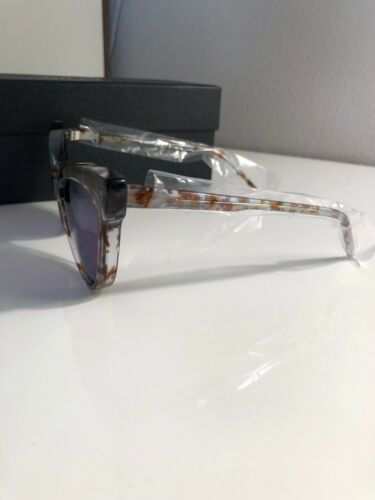NEW Women/'s Wildfox Grand Dame Sunglasses Cheetah Print