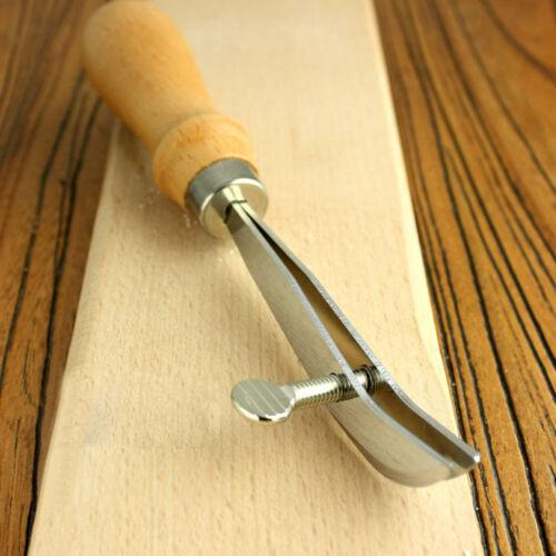 New Outside Edge Creaser Leather Adjustable Craft Tools DIY Handmade Tool MC