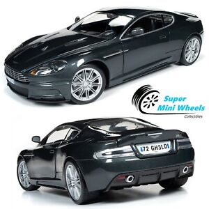 Auto Welt 1 18 Silver Screen James Bond 007 Quantum Of Solace Aston Martin Dbs Ebay