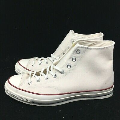Converse Chuck Taylor All Star 70 Hi OX 144755C White Parchment CT Sz US 5.5 12 | eBay