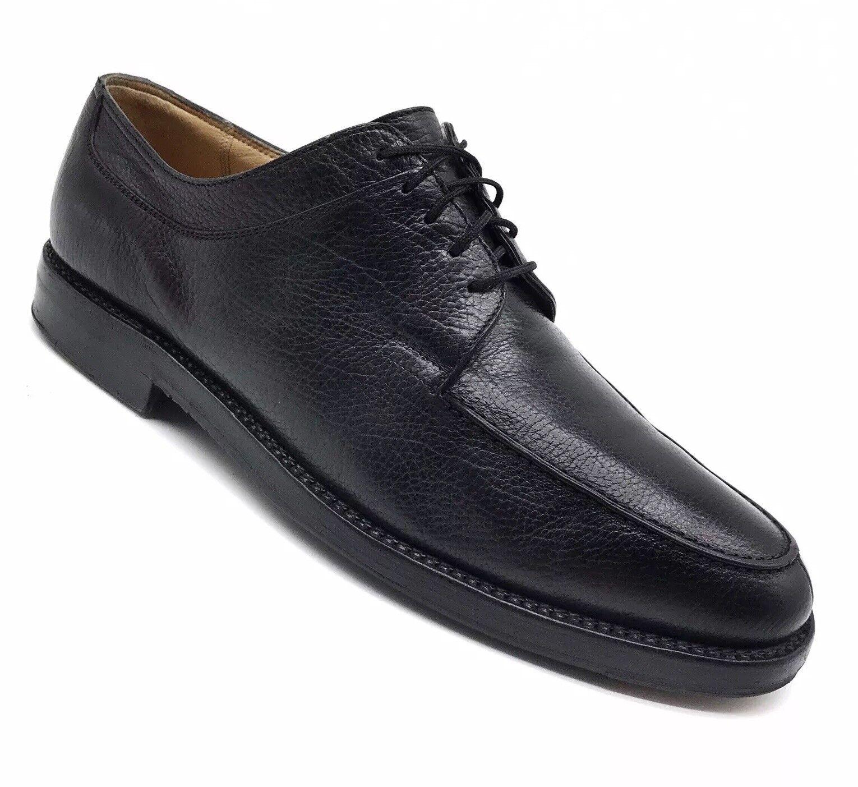 consegna veloce Gravati nero Leather Split Toe Oxford Derby scarpe. scarpe. scarpe. Uomo 8.5. •  vendite dirette della fabbrica