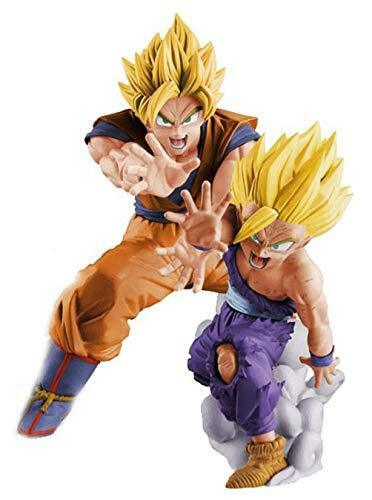 Banpresto Dragon Ball Z Vs & Existence Goku & Vs Gohan, Gelb d2b57b