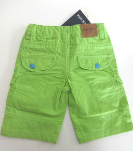 Nouveau Blue seven short pantalon court bermuda taille 92 98 104 110 116 122 128