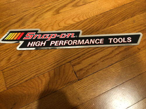 Snap On Tools High Performance Tools