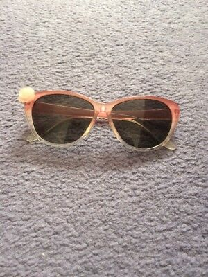 Occhiali Da Sole Ragazze Rosa-mostra Il Titolo Originale