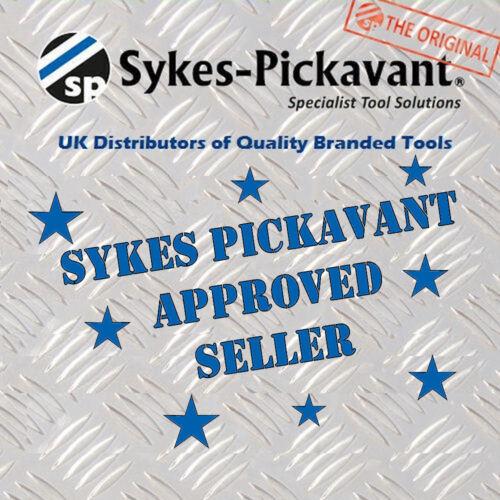 "Sykes Pickavant Flaremaster 2 Svasatura Freno A Mano Strumento 02725600 3//16/""//4.75 /& 6mm"