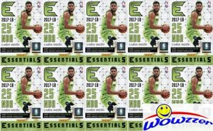 10-2017-18-Panini-Essentials-Basketball-Factory-Sealed-HANGER-Box-PARALLELS