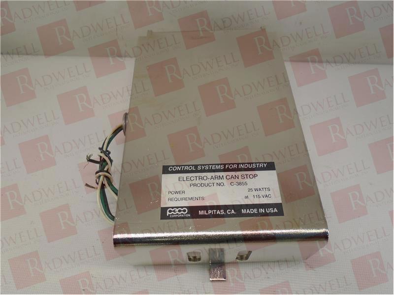 PECO CONTROLS C3849A   C3849A (NEW NO BOX)