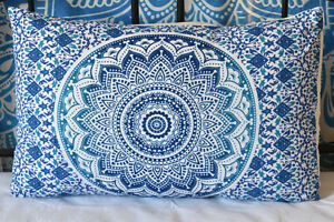 Indian-Ombre-Mandala-Pillow-Sham-Cotton-Throw-Indian-Bed-Cushion-Cover-Decor