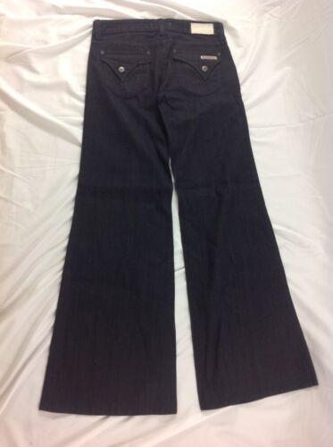 Kvinder Jean Wash Nwot Flare Hudson 29 34 Inseam Pants Denim Dark Størrelse 0SOSdpqw