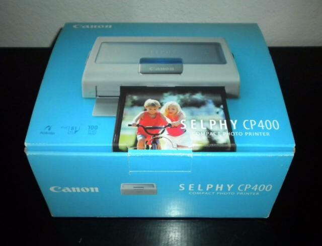 CANON SELPHY CP400 COMPACT PHOTO PRINTER DRIVERS FOR WINDOWS 10