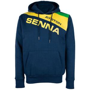 Capuche Racing À Senna Ii Ayrton Pull qwtBI8xR