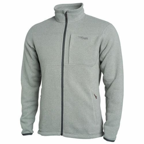 Sitka Fortitude Full-Zip Jacket Performance Fleece 80013-GT Granite   All Sizes