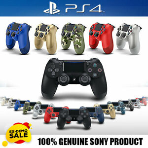 OFFICIAL-Sony-Playstation-4-Controller-V2-Dualshock-4-Wireless-PS4-Gamepad-PS4