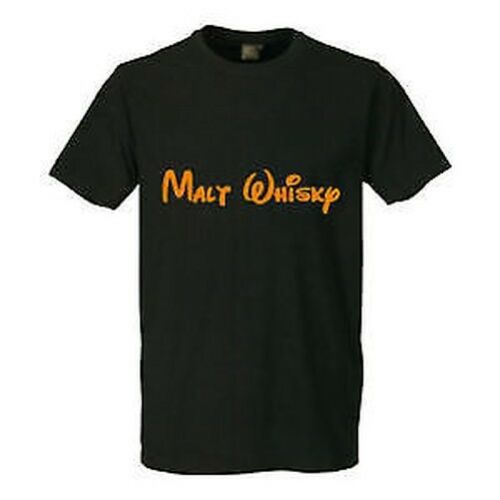 "Fun T-Shirt /"" Malt Whisky /"" Drinking Party Birthday Gift S-5XL New Wow"
