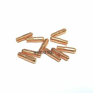 MB14 M5 MIG Welding Contact Tips MB15 - 0.6mm,0.8mm,0.9mm,1.0mm,1.2mm // M6