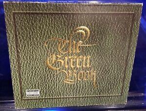 Twiztid-The-Green-Book-CD-1st-Press-insane-clown-posse-tech-n9ne-geto-boys-icp