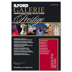 """Ilford Galerie Prestige Smooth Pearl 310g Rollenware 27m 61cm 24"""""""