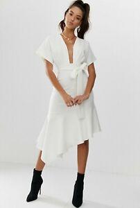 ASOS-DESIGN-110-Deep-V-Pep-Hem-Midi-Dress-Ivory