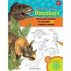 Learn to Draw Dinosaurs: Step-by-Step Instructions for More Than 25 Prehistoric Creatures by Robbin Cuddy (Paperback, 2015)
