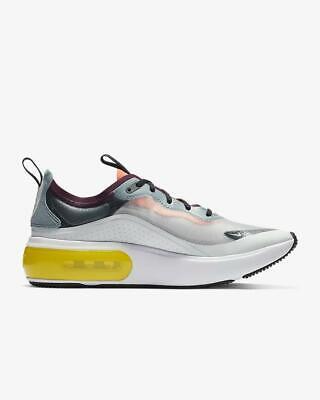 Da Donna Nike Air Max diam se QS GrigioNeroBianco Sporco Scarpe Da Ginnastica AV4146 001   eBay