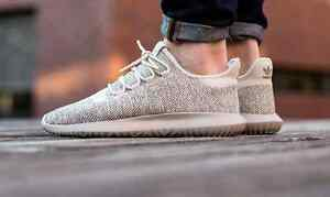 Adidas Tubular Shadow Knit Cardboard
