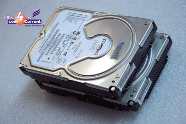9 GB COMPAQ FESTPLATTE DGHS IEC-950 59H6606 313706-B21 80-POL SCSI SCA HDD n897