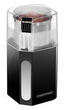Electric Coffee Spice Grinder Mill 250 Watt Powerful 2.5 Oz Capacity Chefman