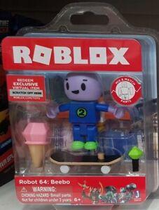 Beebo Robot 64 Roblox Action Figure 4 Action Figures Roblox Robot 64 Beebo
