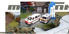 ROCO 02413 VW Bus 2-er Set T3/T4 Kantons-Polizei Schweiz NEU&OVP