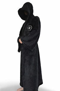 Sleepwear & Robes Star Wars Jedi Knight Bath Robe For Man Black Clothing, Shoes & Accessories