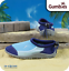 Gumbies Kids Children Aqua Beach Water Surf Slip On Shoe Sky /& Navy Blue 13-2