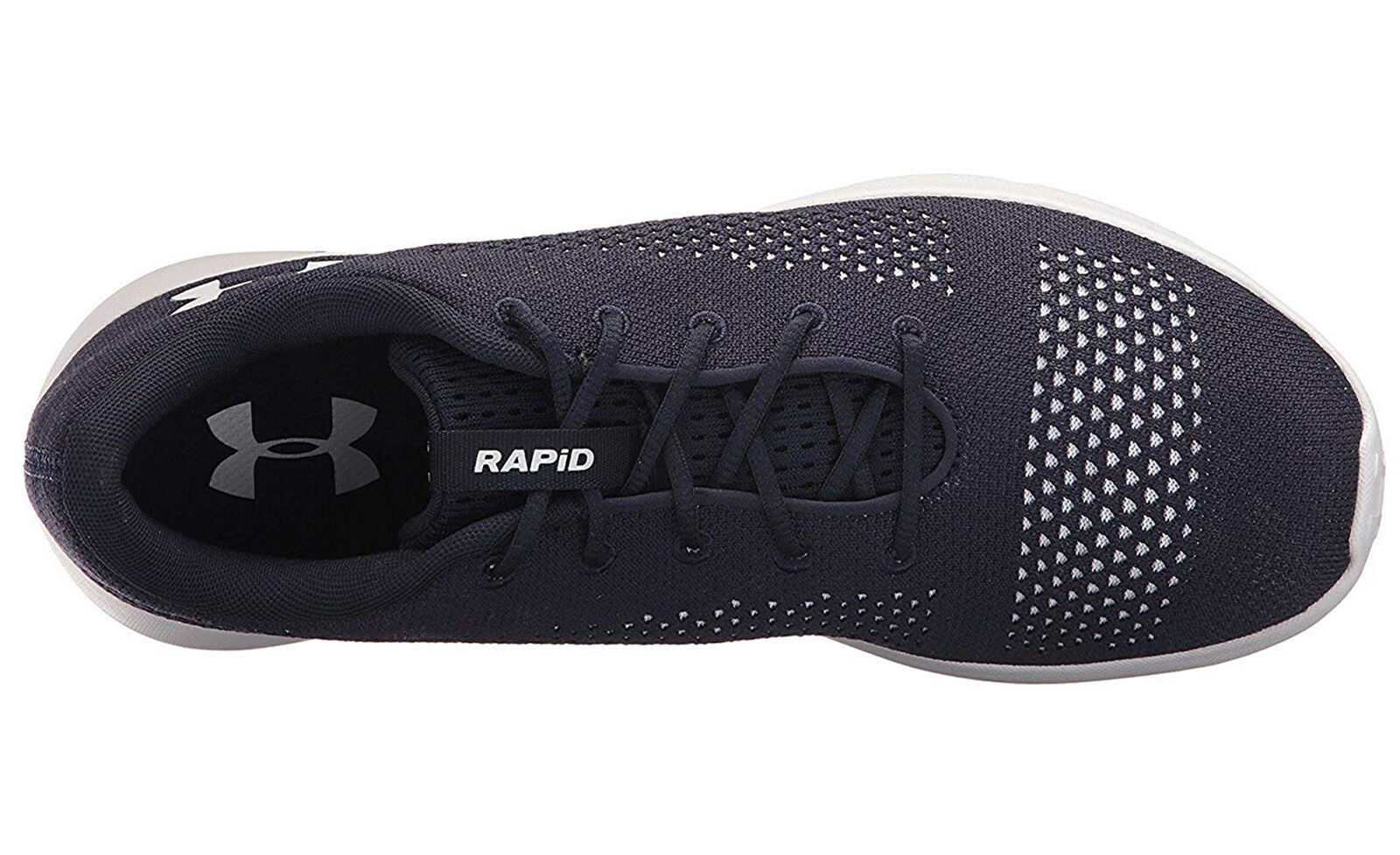 UNDER ARMOUR RAPID RUNNING NAVY blanc blanc 1297445-410 hommes SIZES US SIZES hommes 657e90