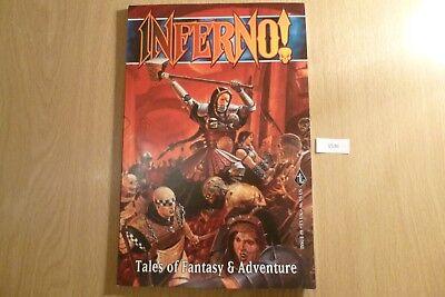 Gw Inferno Tales Of Fantasy & Avventura-issue 19 2000 Ref:1536-mostra Il Titolo Originale
