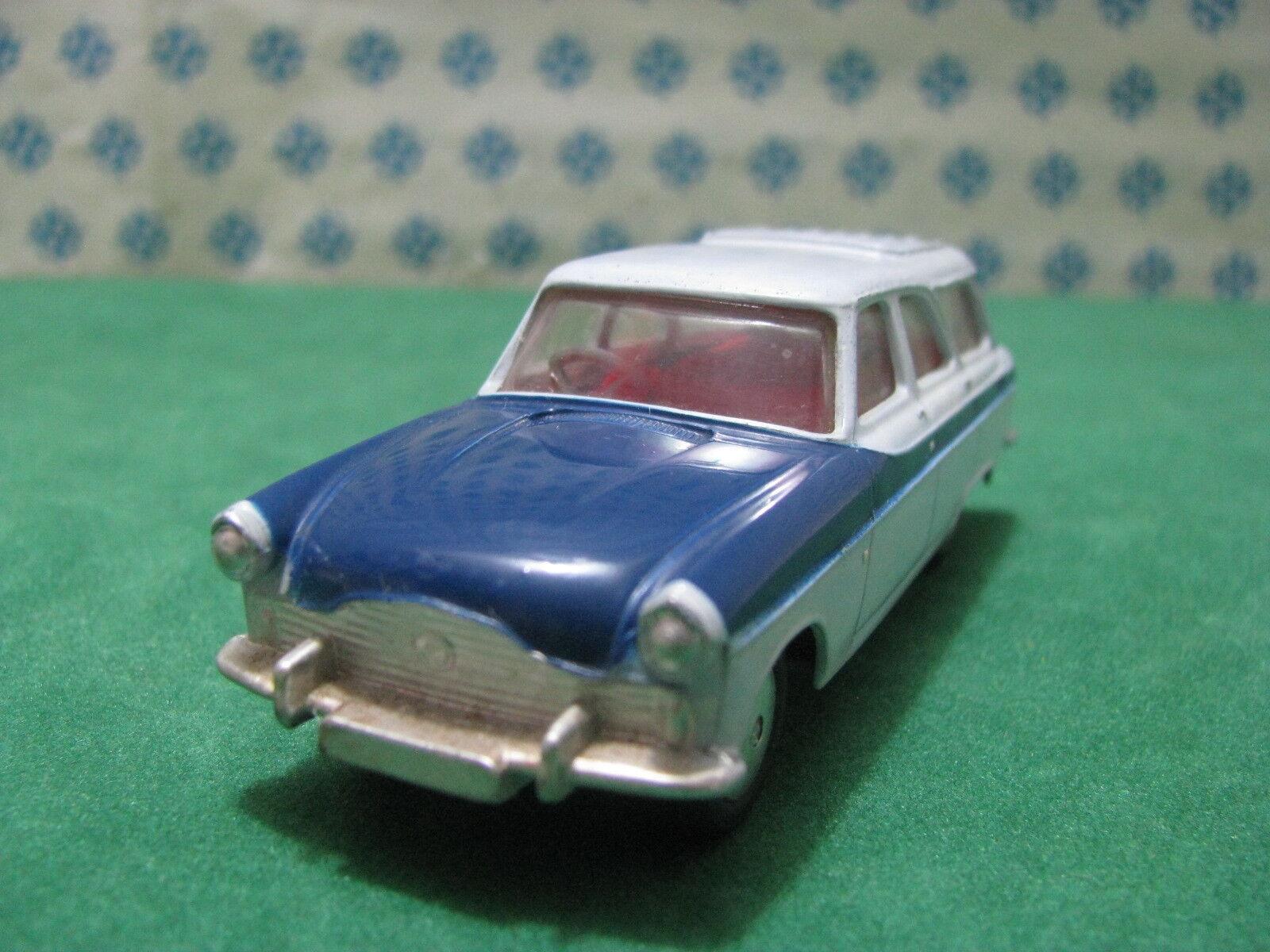 Vintage - Ford Zephyr Inmuebles Coche - 1 43 Corgi Toys 424