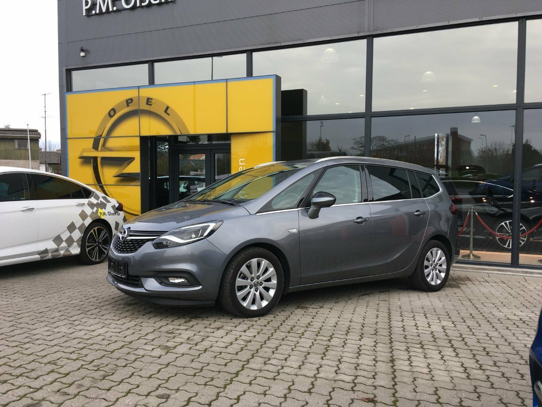 Opel Zafira Tourer 1,4 T 140 Innovation 5d - 310.000 kr.