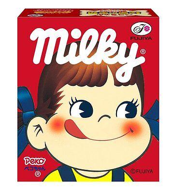 JAPANESE Japan Snack FUJIYA Milky CANDY 7grain 7 pcs F/S NWT