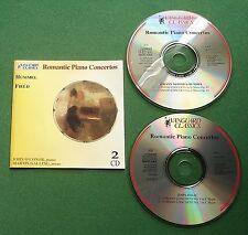 Hummel / Field Romantic Piano Concertos John O'Connor Martin Galling 2 x CD
