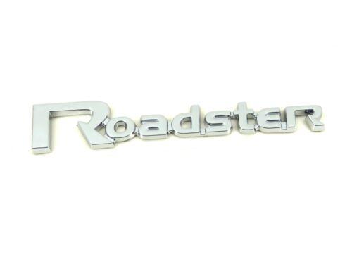 Genuine New TOYOTA ROADSTER REAR BADGE Boot Emblem MR2 1999-2005 Convertible