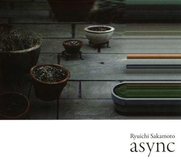 Ryuichi Sakamoto - Async Nuevo CD
