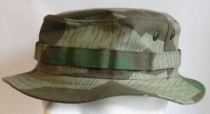 d6735e58525 La foto se está cargando Reconocimiento-forestal-sombrero-Boonie-WH-Splinter -Camuflaje-Hecho-