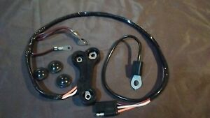 image is loading alternator-feed-wiring-harness-68-ford-mustang-390-