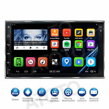 "32G 7"" Touchscreen Android Car Stereo Player/Radio/2DIN GPS Navigation Bluetooth"