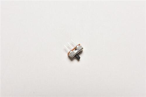 100Pcs SS12D00G3 2 Position SPDT 1P2T 3 Pin PCB Panel Vertical Slide Switch Kf