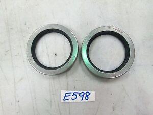 Garlock Klozure Nitrile Oil Seal #63X1399 2 187x2 875x 375 Lot of 2