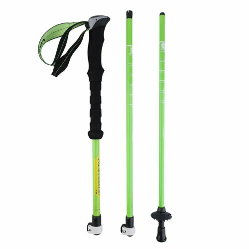 Carbon Fiber Trekking Walking Hiking Stick Pole Outdoor Climbing Alpenstock OW