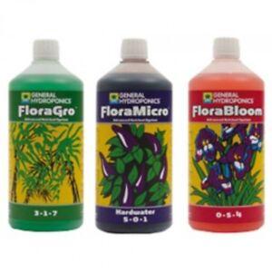 General-Hydroponics-GHE-FloraGro-FloraMicro-HW-florabloom-1-L-Flora
