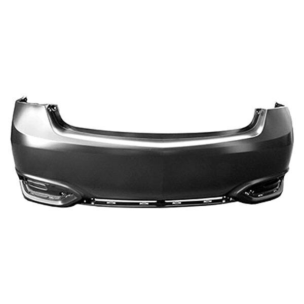 For Acura ILX 2016-2018 K-Metal 5122522 Rear Bumper Cover