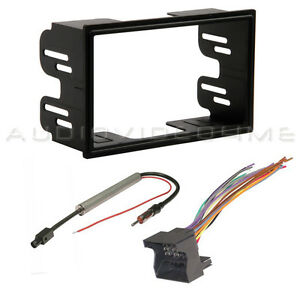 double din wiring harness double image wiring diagram 99 05 volkswagen passat double din radio dash kit wiring harness on double din wiring harness
